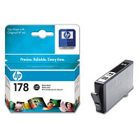 Картридж HP CB317HE Photo Black Ink Cartridge №178 for PhotoSmart C6383/8553/D5463/C5383, up to 250 pages. ;