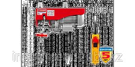 Тельфер, ЗУБР ЗЭТ-1000, 1000/500 кг, 1600 Вт