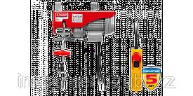 Тельфер, ЗУБР ЗЭТ-250, 250/125 кг, 500 Вт