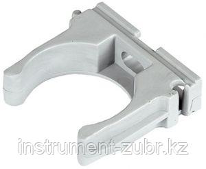 Клипса полипропиленовая, для металлопластиковых труб, 20 мм, 100 шт, ЗУБР