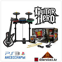 Guitar Hero: Warriors of Rock Band Bundle (PS3)