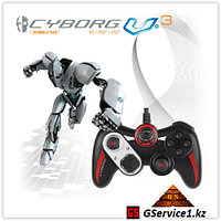 Геймпад Saitek Cyborg V.3 Rumble Pad Black-Red