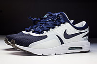 Кроссовки Nike Air Max Zero QS White/Midnight Navy, фото 1