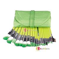 Набор из 23 кисточек для профессионального макияжа + сумочка, фото 1