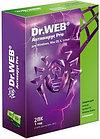 Анттивирус Dr. web Pro (коробка 2 пк/1 год)