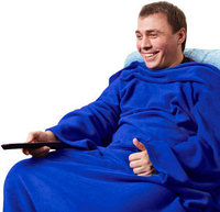 Плед с рукавами Снагги Бланкет (Snuggie Blanket)