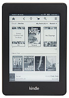 Электронная книга Amazon Kindle Paperwhite 2016 (черный)
