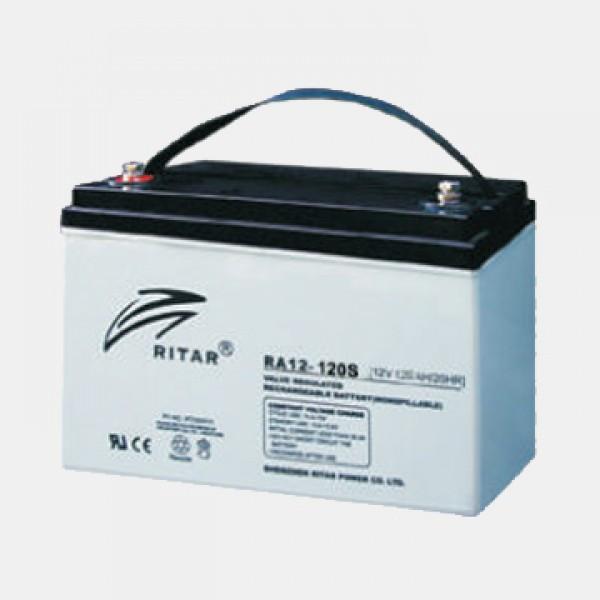 Аккумулятор Ritar RA12-120S(12В, 120Ач)