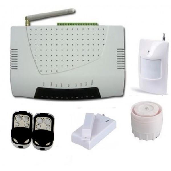 Сигнализация GSM Стражник Multizone 2