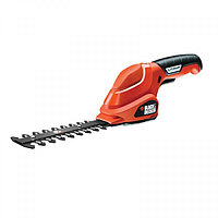 Аккумуляторные ножницы Black And Decker GSL300, фото 1