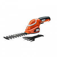 Аккумуляторные ножницы Black And Decker GSL700