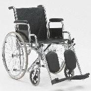 Кресло-коляска инвалидное 1618C0304S/СН, фото 1