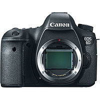 Canon EOS 6D BODY фотоаппарат зеркальный с GPS + Wi-Fi