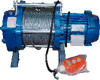 Лебёдка электрическая KCD 0,5т 100м. (220В), фото 1