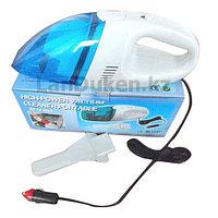 Пылесос автомобильный High-Power Vaccum Cleaner Portable DC 12 Volt