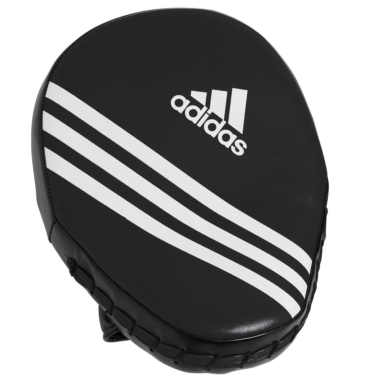 Лапы для бокса Adidas кожа