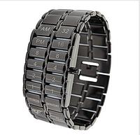 Элитные часы - Армейские светодиодные часы, фото 1