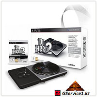 DJ Hero 2 Turntable Bundle + игра DJ Hero (PS3)