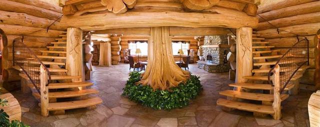 Деревянные Дома Казахстана