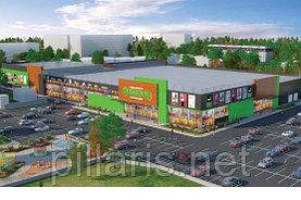 Самый большой торговый центр в Атырау построят из панелей Teplant