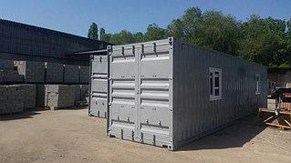 Вахтовый поселок для бригадиров 10 контейнеров, Костанай 1