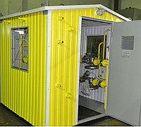 ПГБ-13-2НУ1 Пункт газорегуляторный блочный