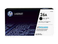 HP CF226A 26A Black LaserJet Toner Cartridge for LaserJet M426/M402, up to 3100 pages