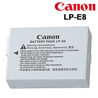 Аккумулятор Canon LP-E8, фото 1