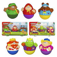 Hasbro Playskool Weebles