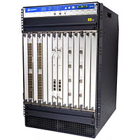 Base system with redundant RE-2000, SCB, power, Enhanced Cable M