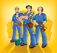 Ремонт и сервисное обслуживание строительной и промышленной техники