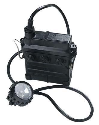 Фонарь аккумуляторный шахтерский , фото 2