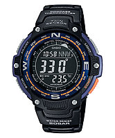 Наручные часы Casio (компас, термометр)