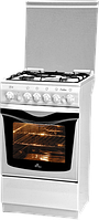 Газовая плита DE LUXE DL 5040.20 гэ( кр)