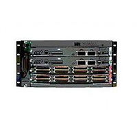 Catalyst Chassis+Fan Tray + Sup2T; IP Services ONLY incl VSS