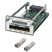 Catalyst 3K-X 10Gig Promo: 10G NM + Two SR SFP+
