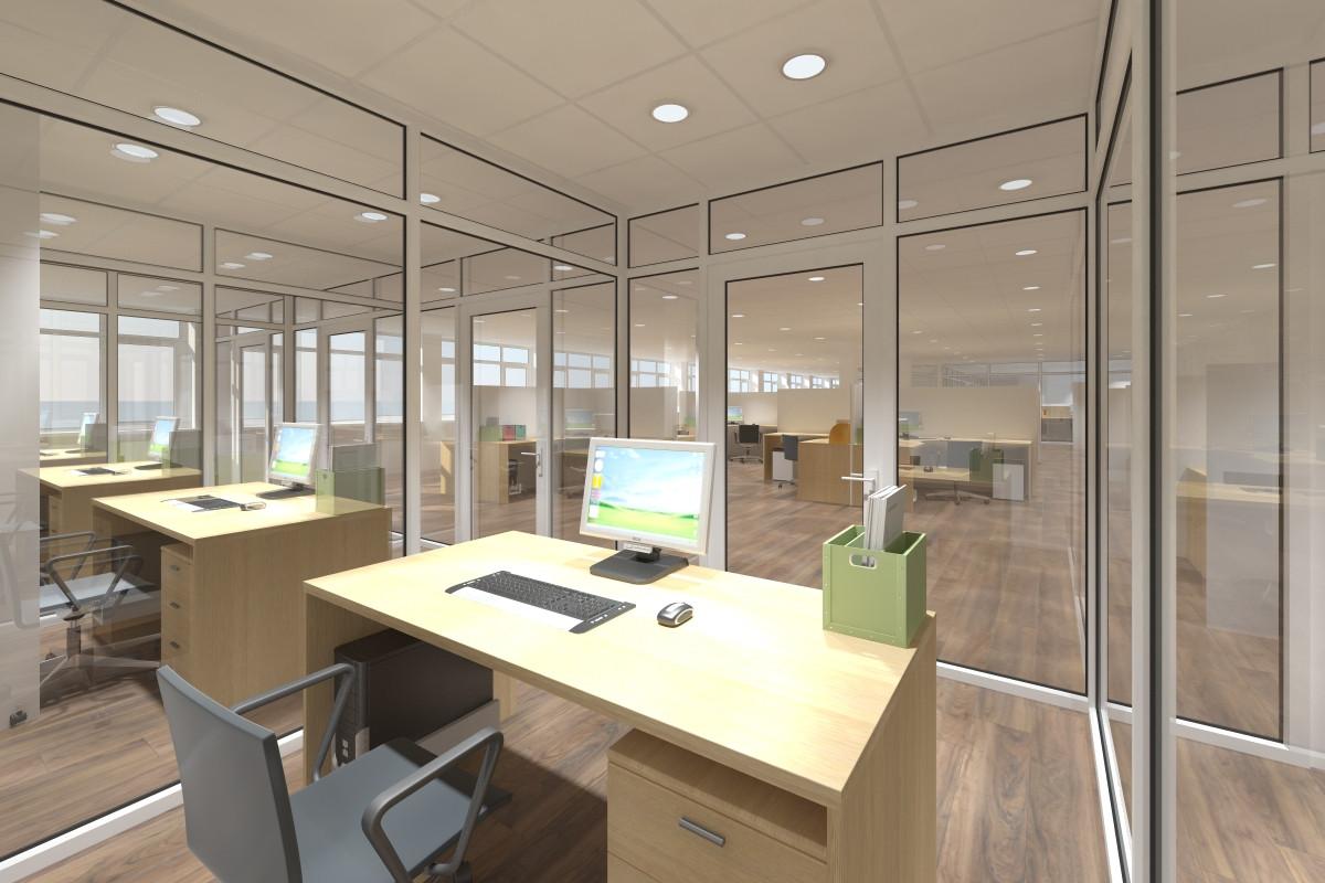 Дизайн-проект офисных помещений