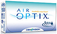 Линзы Air Optix Aqua (3 блистера)
