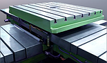 Горизонтальный сверлильно-фрезерный станок TPX6111B, фото 3