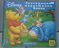 Настольная игра Экспедиция Медвежонка Винни, фото 1