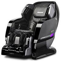 Массажное кресло YAMAGUCHI Axiom YA-6000 Black Edition