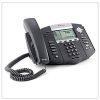 Polycom SoundPoint IP 650 (2200-12651-122) - Настольный SIP-телефон