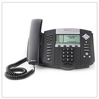 Polycom SoundPoint IP 550 (2200-12550-122) - SIP-телефон