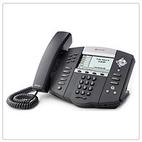 Polycom SoundPoint IP 560 (2200-12560-122) - Офисный IP телефон