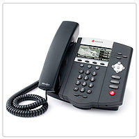 Polycom SoundPoint IP450 (2200-12450-122) -Настольный SIP-телефон