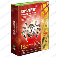 Антивирус Dr.Web Security Space Pro Gold 36 мес