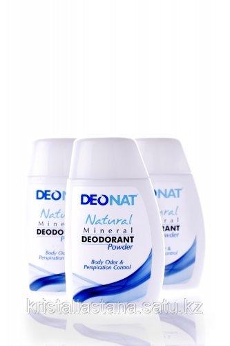 Порошок для тела Деонат с легкой парфюмированной добавкой, 50 гр