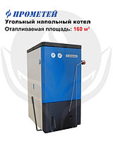 Котел угольный, одноконтурный, стальной,водогрейный,возможна установка ТЭН ПРОМЕТЕЙ-16М3, фото 1