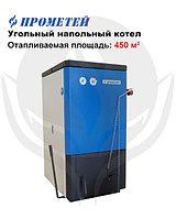 Котел угольный, одноконтурный, стальной,водогрейный,возможна установка ТЭН ПРОМЕТЕЙ-45М3, фото 1