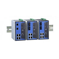 EDS-P506A-4PoE-MM-ST-T Ethernet Managed Switch 2 x 100Ba